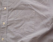 mens vintage GANT oxford club button down shirt