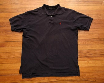 mens vintage Ralph Lauren Polo shirt