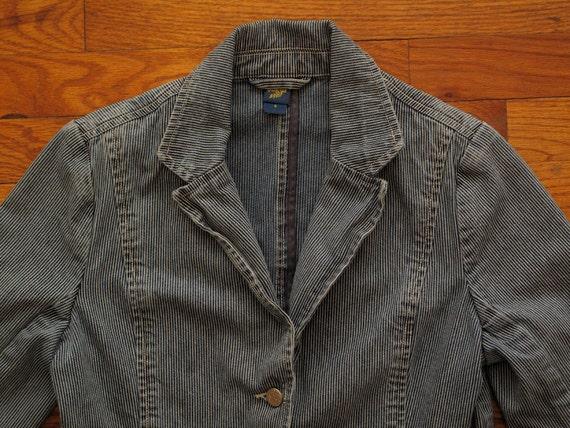 women's vintage OshKosh blazer.