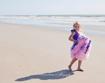 Charlotte-Rose Princess Dress kids costume sewing PDF pattern tutorial for girls and toddlers INSTANT DOWNLOAD