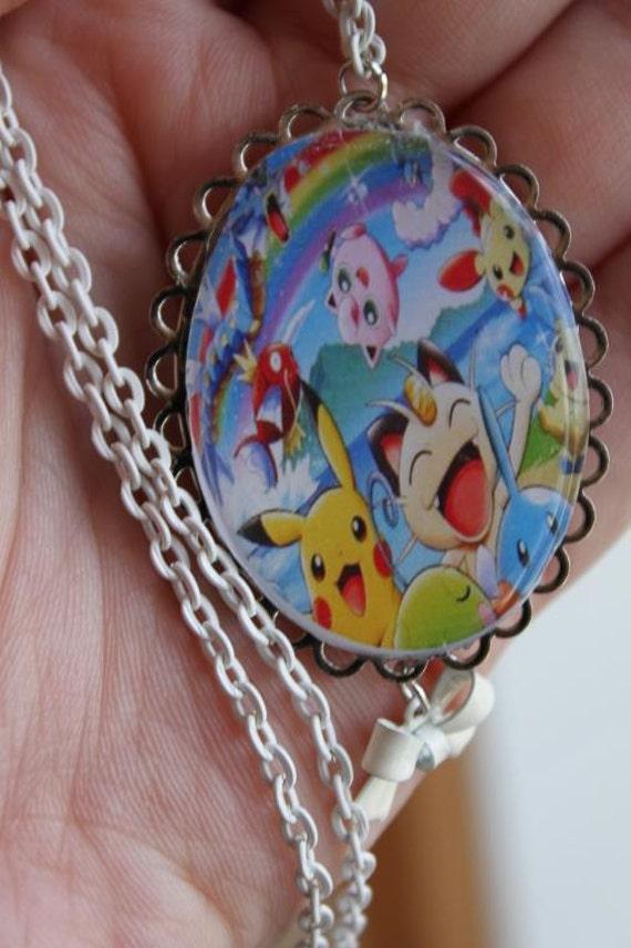 Pokémon - POKÉMON PARTY Necklace - Nintendo Nostalgia