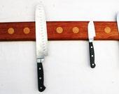 Beautiful 18 inch Wall Mounted Knife Block