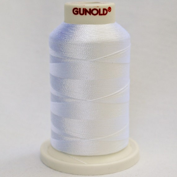 Sulky Polyester Gunold Machine Embroidery Thread 61001