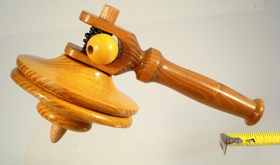 Spin top No. 188a, Toy top with handle. Free shipping to US & Canada.
