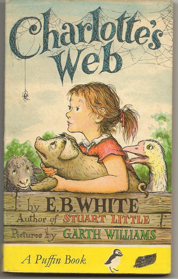 charlottes web by e b white In this classic tale, wilbur, the barnyard pig, has a wonderful friend in the little girl who raised him and a special friend, charlotte, who saves his life.