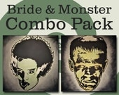 Bride and Monster Combo Pack