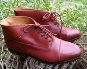 Vintage Cole Haan Sz 11 Ankle Boots