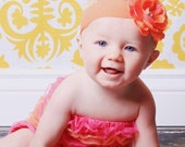 Baby Flower Headband - All Sizes
