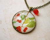 Red Berries Necklace