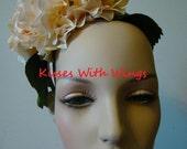 Flower Burst Headband