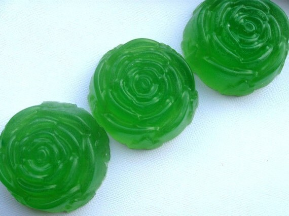 Shakespearean Soaps Titiana's Forest Handmade Luxurious Scented Glycerin Soap