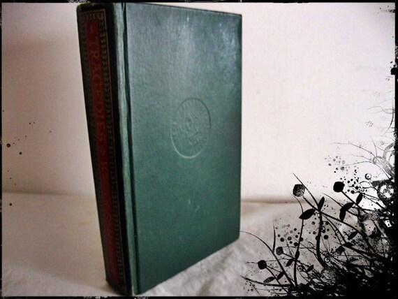 Lovely Antique Book Shakespeare
