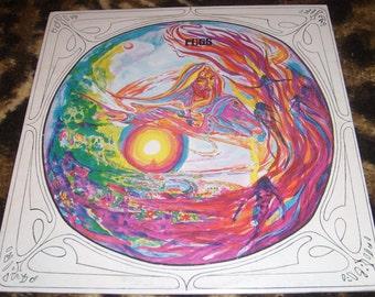 The Fugs First Album 1984 LP Import Reissue