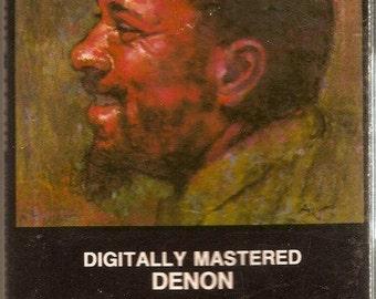 Thelonious Monk and Max Roach European Tour Cassette 1985