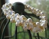 Bridal Love & Hugs bracelet