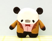 eleventh doctor panda (Doctor Who)