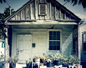 Home Sweet Home - Travel Photography - Florida Key West - old house - Fine Art Photography Print