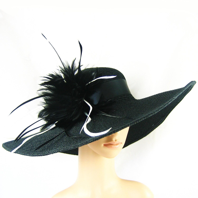 Derby Hat Church Hat Dress Hat Kentucky Derby Hat Women's