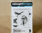 swissgirlDesigns - Field Journal - Clear Stamps