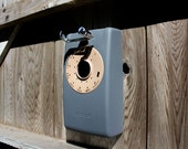 Upcycled Rotary Phone Birdhouse