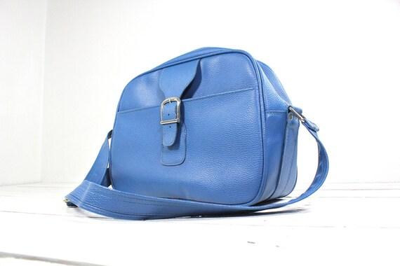 Samsonite Saturn II Blue Bag