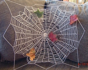 Spider Web Decoration (01)