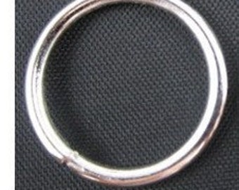 Jump Rings 16mm 14g -10pcs