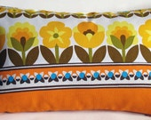 Funky Flower Cushion Pillow Cover