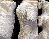 Medieval Bonny Wedding Gown RARE