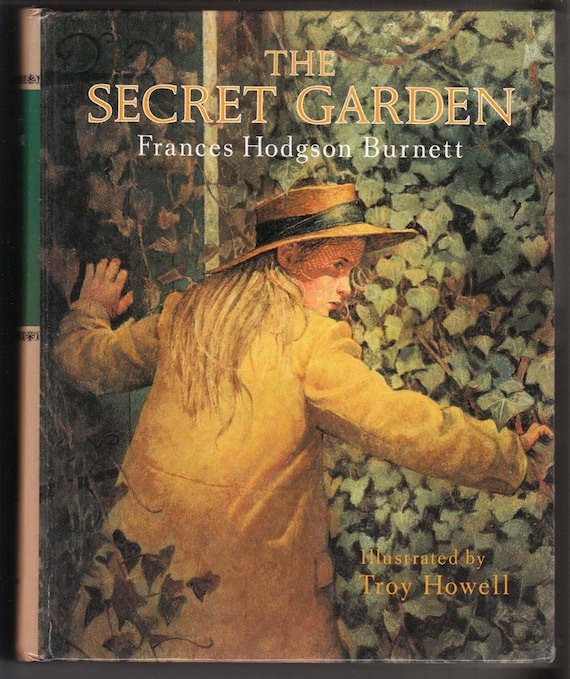 a literary analysis of symbolism in the secret garden Symbolism: symbolism, a loosely organized literary and artistic movement that originated with a group of french poets in the late 19th century, spread to symbolist artists sought to express individual emotional experience through the subtle and suggestive use of highly symbolized language.