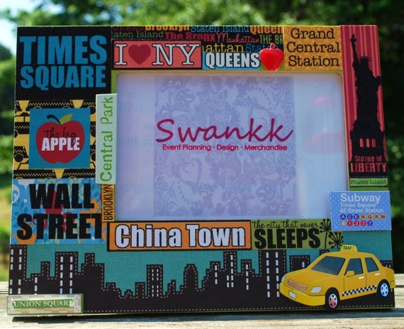 New York City Photo Frame - Discontinued - LAST ONE