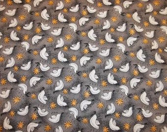 Peace Dove Cotton - Great for Quilting and Holidays