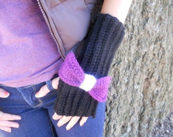 READY TO SHIP- Wrapped in Warmth Fingerless Gloves