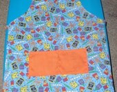 childs apron - Little Back to School Apron