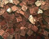 500 VAN GOGH MOSAIC TILES COPPER HANDCUT GLASS TILE