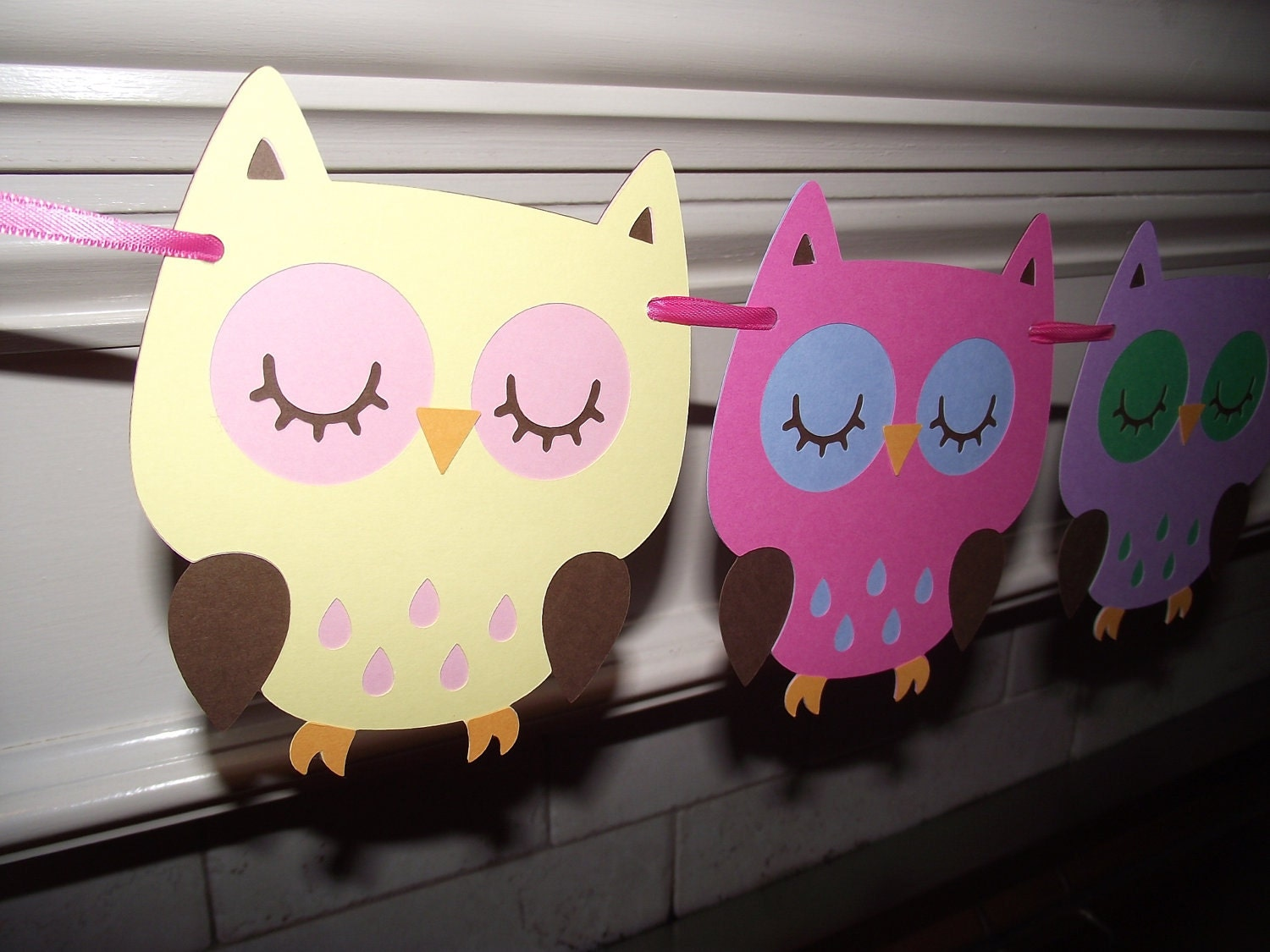 Owl decorations for baby shower best baby decoration for Baby girl birthday party decoration ideas