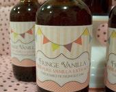 Fringe Vanilla - 100% Pure Vanilla Extract