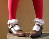 Cowgirl Leather High Heels Size 7.5