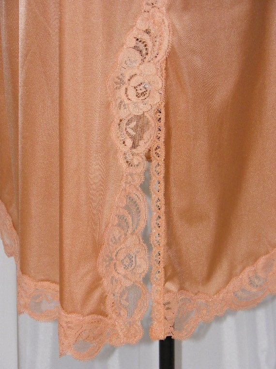 Vintage Vanity Fair Copper Skirt Slip Mint Condition Unworn Circa 1970 Size Medium on Etsy