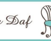 Reserved Listing for Boutique Daf