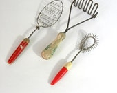 1950s Whisks and Masher