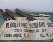 Vintage Half Apron or Nail-Craft-Hobby Apron - Advertising - Promotional Blackstone Co Inc