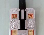 Vintage Handheld DISTANCE FINDER Gadget - 1950s - Fun for Kids - Golfer - Altered ArT
