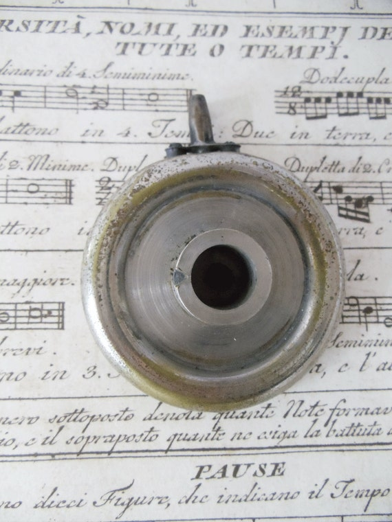 Vintage PHONOGRAPH REPRODUCER - Replacement or Restoration Part - ART Assemblage or Altered Art
