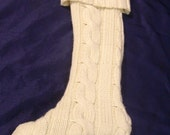 Old Sweater...New Stocking