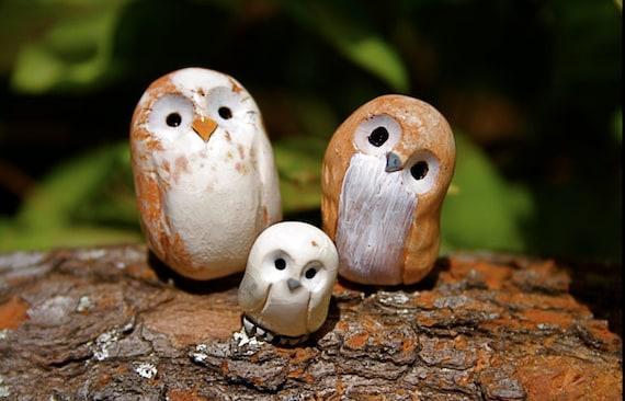 1st Owl Family, Harry Potter Inspired Owlery