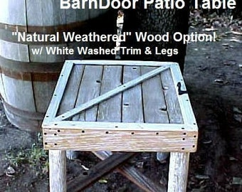 Popular Items For Outdoor Table On Etsy