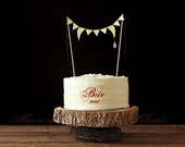 Bite Me Fang Banner Glow in the Dark  cake bunting  paper garland topper vampire blood