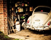 VW Beetle - 5x7 Signed Fine Art Photograph Matted