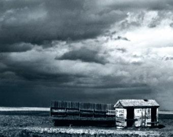 Prairie Storm 12x12 Photo Print